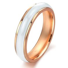 Fusion Rose Gold Ring
