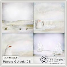 Papers CU vol. 105::10/12 - Wonderful Wednesday::Memory Scraps {CU}