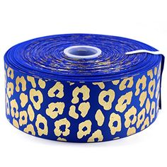 mdribbons Gold Cheetah Leopard Print Foil Ribbon-3 Inches... https://www.amazon.com/dp/B01G55ERIE/ref=cm_sw_r_pi_dp_HO0GxbS2FBRK9