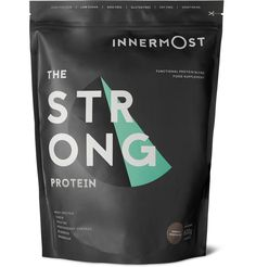 Colorless The Strong Protein Powder - Smooth Chocolate, 600g | Innermost - #chocolateproteinpowder - Colorless The Strong Protein Powder - Smooth Chocolate, 600g | Innermost...