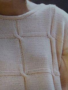 Knitting Patterns Pullover Simple 39 Ideas Secret-Shell-Socken: Kostenlose Anleitung / Strickmuster Uncinetto d'oro: Bellissima borsa! Sweater Knitting Patterns, Knitting Stitches, Knitting Designs, Knit Patterns, Free Knitting, Baby Knitting, Crochet Baby, Knit Crochet, Simple Knitting Patterns