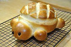 La ricetta per il pane tartaruga, un pane divertentissimo da fare con i vostri bambini