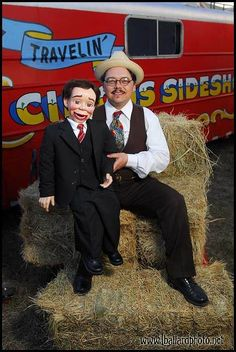 Sideshow: Mr.Pitts & Henry