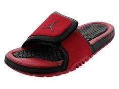 b8a06ce749811a Nike Men s NIKE JORDAN HYDRO 2 SANDALS 11 Men US (GYM RED BLACK)