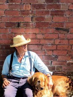 May 2020 — Monty Don Beautiful Dogs, Beautiful Gardens, Longmeadow Garden, Lily Beetle, Monty Don, Early Spring Flowers, Herbaceous Perennials, Grass Seed, Love Garden