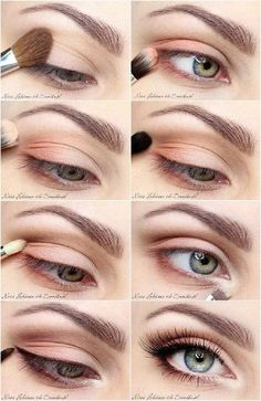 10-Step-by-Step-Feder-Make-up-Tutorials-für-Anfänger-2016-4