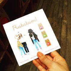 #ratatam #ratatamkids #salon #flyer #ballons #déguisement #animaux #kids