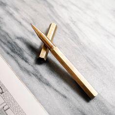 Kohezi, rollerball pen.