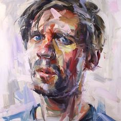 Simon Armitage - Selected for the BP portrait award exhibition Paul Wright Portraits, Portrait Art, Paul Wright, Found Art, National Portrait Gallery, Anime Comics, Painting Inspiration, Painting & Drawing, Oil On Canvas