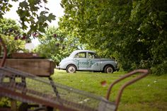 Take the winding road leading from Camborne, head south towards Helston, before reaching Praze-an-Beeble the eagle-eyed will spot a pretty Morris Minor marking the entrance to Trevoole Farm: home to Beth and Travis Stevens who …