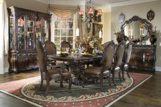 The+Essex+Manor+Formal+Dining+Room+Collection