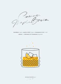 Cinnamon Mable Bourbon on Cocorrina