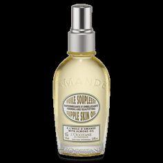 El Aceite Flexibilidad, formulado con más del 50% de aceite de almendra, ayuda a la piel a parecer más lisa y más firme. La piel queda nutrida y más