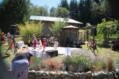 Enjoying entertainment at Sacred Mountain Lavender Festival Sacred Mountain, Playground, Family Travel, Dolores Park, Lavender, Salt, Entertainment, Island, Adventure