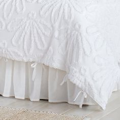 Home Bedding Bedroom Furniture The Pioneer Woman Country Chenille Duvet Set NEW Country Bedding Sets, Beach Bedding Sets, Girl Crib Bedding Sets, Duvet Bedding Sets, Cool Comforters, Cotton Duvet, Queen Duvet, Pioneer Woman, Bedroom Styles