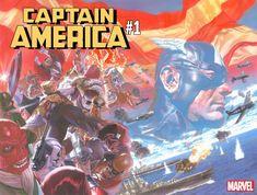 #TaNehisiCoates y #LeinilFrancisYu relanzarán al #CapitánAmérica. #CaptainAmerica1 se publicará el 4 de julio de 2018, como parte de la iniciativa #FreshStart de MarvelCómics.  #Excélsior
