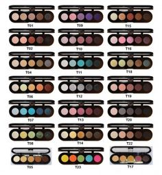 Makeup Atelier Paris Eye Shadow Palette