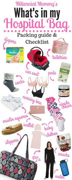 Hospital Packing Guide