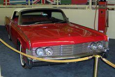 Lincoln Continental (1961–1969)