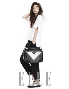 Jun Ji Hyun is simply chic for 'ELLE' -allkpop