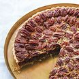 Pecan and Chocolate Tart with Bourbon Whipped Crème Fraîche    Read More http://www.epicurious.com/recipes/food/views/Pecan-and-Chocolate-Tart-with-Bourbon-Whipped-Creme-Fraiche-51123160#ixzz2AzEdkJcd