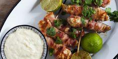 Pekoni-broilerivartaat grillistä Lidl, Chipotle, Tandoori Chicken, Ethnic Recipes, Food, Essen, Meals, Yemek, Eten