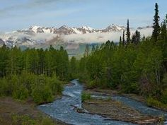 Proshots - Mountain View Along Highway to Valdez, Alaska - Professional Photos from Webshots