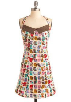 if you can't stand the hoot apron