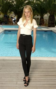 Chloe Sevigny during 2003 Cannes Film Festival
