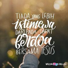Sahabat Doa yang Sempurna