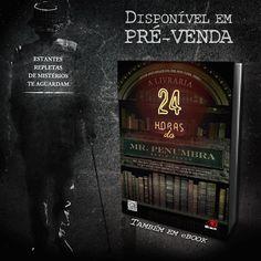 Venham conhecer a Livraria de Mr Penumbra