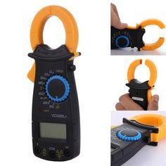 $9.20 (Buy here: https://alitems.com/g/1e8d114494ebda23ff8b16525dc3e8/?i=5&ulp=https%3A%2F%2Fwww.aliexpress.com%2Fitem%2FVC3266L-Mini-Digital-Clamp-Multimeter-200A-Auto-Range-AC-DC-Voltmeter-Ammeter-Resistance-Capacitance-C-F%2F32747195075.html ) VC3266L+ Promotional Digital Clamp Multimeter 200A Auto Range AC/DC Voltmeter Ammeter Resistance Capacitance Temperature Tester for just $9.20