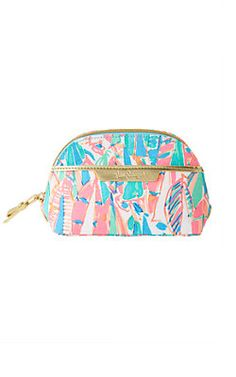 Lilly Pulitzer Shore Cosmetic Case