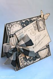 Butterfly Kisses & Paper Pretties: Graphic 45 & May Arts Blog Hop week!