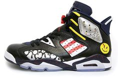 Air Jordan 6 Low By Dank Customs (Eminem) - Sneaker Freaker c28c6b7749