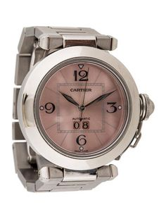 Cartier Pasha C 2475 Automatic Watch