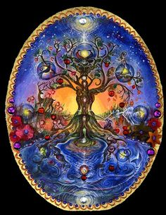 Wiccan+Goddess+Art | The Visionary Art of Willow Arlenea - Goddess ... | Medieval /Pagan