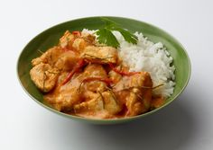 Thai Red Curry - A friend makes the BEST in the world. One all time faves!