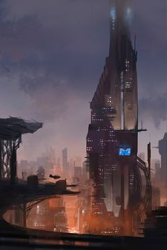 Oh, did I also mention I like sci-fi concept art?  (Alex J. Cunningham)