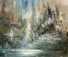 The Glacier Painter: Online Exhibition by eco artist Tatiana Iliina