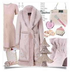 """""""Woman"""" by hani-bgd ❤ liked on Polyvore featuring Chloé, RED Valentino, Fendi, Roberto Cavalli, Lenox, Vera Wang, FusionBeauty, Apples & Figs, Winter and holidaystyle"""