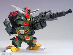Custom Super Deformed Gundam