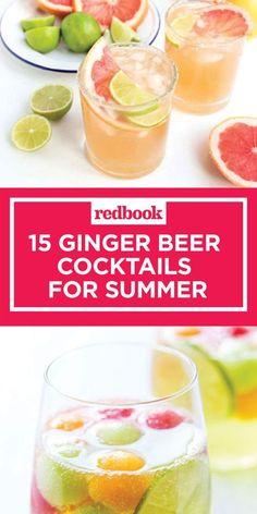 15 Best Ginger Beer Cocktail Recipes - Refreshing Ginger Beer Drinks