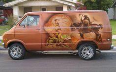 Dodge- Death Slayer- Frazetta Art..vk
