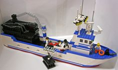LEGO SYSTEM Boats : *591 (-20)