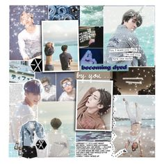 """""""💮 ✿ // You shine like a miracle, you're just so beautiful"""" by inhale-smoke-exhale-glitter-999 ❤ liked on Polyvore featuring AllSaints, Parallel Lines, Edition, Hollister Co. and Converse"""