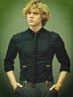 Evan P. Seriously look him up amazing actor