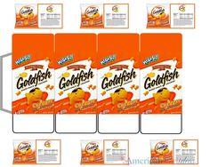 goldfish cracker bags
