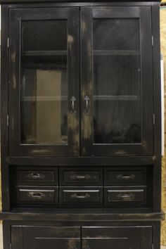 items similar to tall storage distressed painted