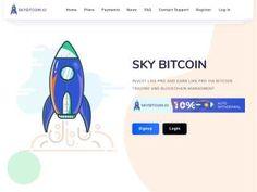 Bitcoin Company, Cloud Mining, Asset Management, Investors, Blockchain, Good News, How To Make Money, Sky, Heaven